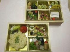 高野山料理 花菱  本日あるお寺から精進料理の折詰の注文がございました。写真はその折詰です。 Vegetarian Bento https://www.facebook.com/Koyasan.Hanabishi