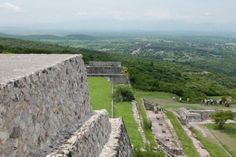 Xochicalco Pyramids-  A beautiful spot in the mountains of Mexico.  So happy I was able to go here.