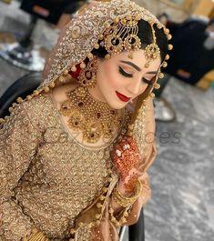 Asian Bridal Dresses, Muslim Wedding Dresses, Pakistani Bridal Dresses, Nikkah Dress, Wedding Outfits, Dress Lace, Wedding Shoes, Pakistani Bridal Jewelry, Indian Bridal