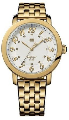 product-tommy-hilfiger-womens-classic-gold-bracelet-watch