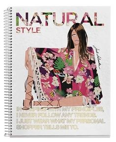 Jordi Labanda Lifestyle Notebook - Natural