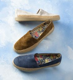 Born Castries Suede Slip-On Sneaker | Shoes