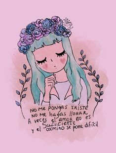 A veces el amor no es suficiente* Drawing Feelings, Little Bit Of Love, Simple Quotes, Power Girl, Love Painting, Mandala Design, Cute Drawings, Doodle Art, Alter