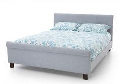 Hansel Ice Super Kingsize Bed Frame