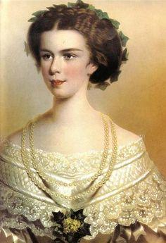 Isabel de Baviera (Sissi) fue emperatriz de Austria (1854-1898) y reina consorte de Hungría (1867-1898)