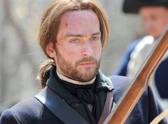 "Actor Tom Mison as Ichabod Crane from the television series ""Sleepy Hollow""  #SleepyHollow #IchabodCrane #TomMison"
