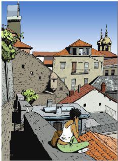 Dibujos verticales - Juan Alvarez Manrique