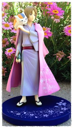 #Banpresto figure of Natsume Takashi from #NatsumesBookofFriends