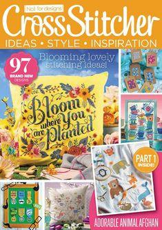 Cross Stitch Magazines, Cross Stitch Books, Cross Stitch Designs, Cross Stitch Patterns, Online Gift Cards, Journal, Needlepoint, Needlework, Branding Design