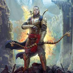 Master Elrond     by ~Hokunin.  From legendarium-enthusiast on Tumblr