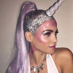 How beautiful ✨✨ #unicorn #glitter
