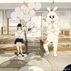 韓國살구 salgoolulu動態圖 Animated Gif Illustrator by 살구 salgoolulu Manga Love, Anime Love, Tumblr Art, Fanart, Creative Pictures, Korean Artist, Couple Art, Aesthetic Art, Artist Art
