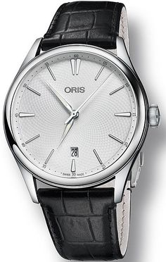 @oris Watch Artelier Date Leather Pre-Order #add-content #basel-16 #brand-oris #delivery-timescale-call-us #gender-mens #luxury #new-product-yes #official-stockist-for-oris-watches #packaging-oris-watch-packaging #pre-order #pre-order-date-30-06-2016 #preorder-june #subcat-artelier #supplier-model-no-01-733-7721-4051-ls-black #warranty-oris-official-2-year-guarantee