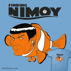 Finding Nimoy: The Search for Spock continues.