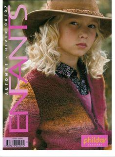 Phildar Enfants 455 - 紫苏 - 紫苏的博客
