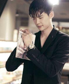 Lee jong suk - W two worlds ♥♥