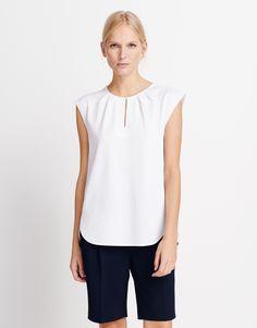 Shirt weiß online kaufen   Kismo white von someday Fashion