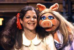 Gilda Radner Y Miss Piggy