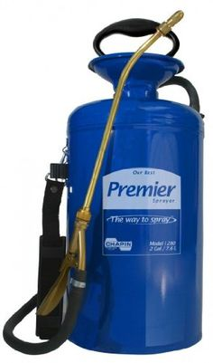 CHAPIN MANUFACTURING P 1280 PREMIER PRO TRIPOXY STEEL SPRAYER BLUE 2 GALLON * To view further for this item, visit the image link.