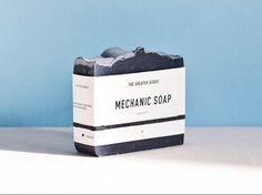 What to Give the Hipster Dad for Father's Day: Mechanic Soap by the Greater Goods  http://blog.diynetwork.com/maderemade/2014/06/10/fathers-day-what-to-give-the-hipster-dad/?soc=pinterest