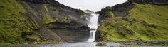 Islands Hochland und die Feuerschlucht Eldgjá