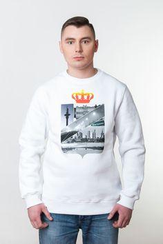 Bluza Warszawa w Royal Arts Style na DaWanda.com