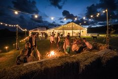 Wedding marquee with clear roof reception bubble and a large decked area. Lots of festoon lighting adds to the atmosphere by night! Outdoor Wedding Reception, Tent Wedding, Outside Wedding, Farm Wedding, Wedding Venues, Outdoor Weddings, Wedding Ideas, Diy Wedding, Wedding Aisles