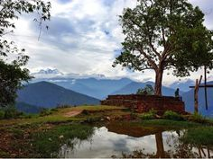 Village in Nepal where I did my building project. They call it Heaven Hill! My Building, In Pursuit, Bus Station, Carpenter, Continents, The Locals, Nepal, Traveling, Heaven