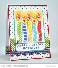 MFT June Card Kit: Make a Wish RELEASE - Thinking Inking