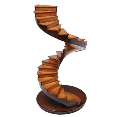 SPIRAL STAIRCASE ARCHITECTURAL MODEL