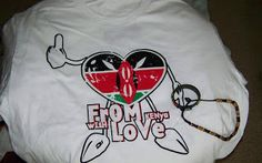 matatuclothing: from kenya with love t shirt