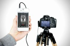 ioShutter Camera Remote for Apple iPhone, iPod & iPad