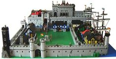 The Classic Castle dot Com Featured MOC Archive