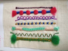 Marvelous Crewel Embroidery Long Short Soft Shading In Colors Ideas. Enchanting Crewel Embroidery Long Short Soft Shading In Colors Ideas. Textiles Techniques, Techniques Couture, Embroidery Techniques, Crewel Embroidery, Embroidery Patterns, Creative Textiles, Textile Patterns, Needlework, Fabric Manipulation