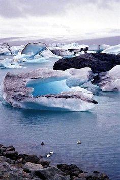 Shapes of Ice, Jokulsarlon, Iceland Copyright: daniel yoffe