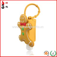 Find More Crafts Information about Gingerbread man decorations of hand sanitizer pocketbac holder,High Quality decorative card holder,China decor Suppliers, Cheap decorative ponytail holders from Dongguan Shunjin Plastic Products Co., Ltd. on Aliexpress.com