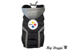 Authentic NFL Thermal Puffy Parkas (ALL TEAMS) w/ Removable Hoods on sale @Coupaw.  What is your favorite team?