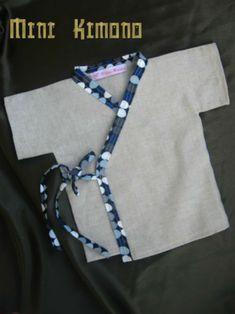 kimono-enfant