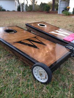 corn hole boards bride and groom cornhole setcornhole scoreboarddiy - Cornhole Design Ideas