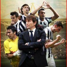 Juve! Club Fantasy, Juventus Fc, Soccer, Football, Black And White, Warriors, Grande, Passion, Illustrations