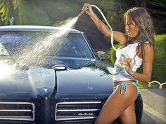 Let These Bikini Car Wash Girls Clean Your Bumper Pics) Hot Cars, Sexy Cars, Car Wash Girls, Car Girls, Supercars, Peugeot, Bikini Car Wash, Automobile, Girls Gallery