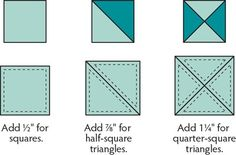 Magic Number for Quilters.