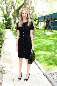 Lauren Santo Domingo- in Chanel - HarpersBAZAAR.com