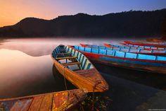 Phewan Sunrise by Edmund Khoo, via Flickr