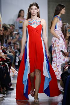 Peter Pilotto | Ready-to-Wear Spring 2017 | Look 14