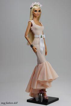 Meg Fashion Outfit for Kingdom Doll Deva Doll Sybarite Gen x Numina Doll 05 | eBay