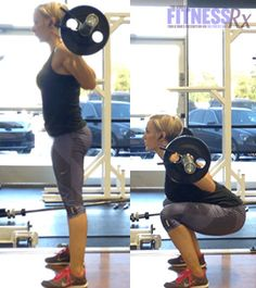 Building Your Gluteus to the Maximus! - FitnessRX for Women