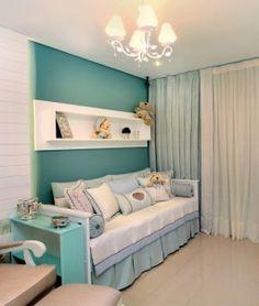 opções de layout para quartos pequenos de bebê - Pesquisa Google