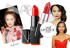 """Red lipstick is a classic statement that will never go out of style. Bold red lips may be """"trendy"""" right now, but the look isn't going anywhere, and finding that... Read More >>"""