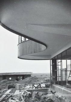52_Ariston Hotel, Marcel Breuer, Mar del Plata, Argentina, 1948